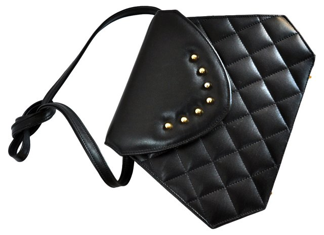Michelle LaLonde Quilted Leather Bag