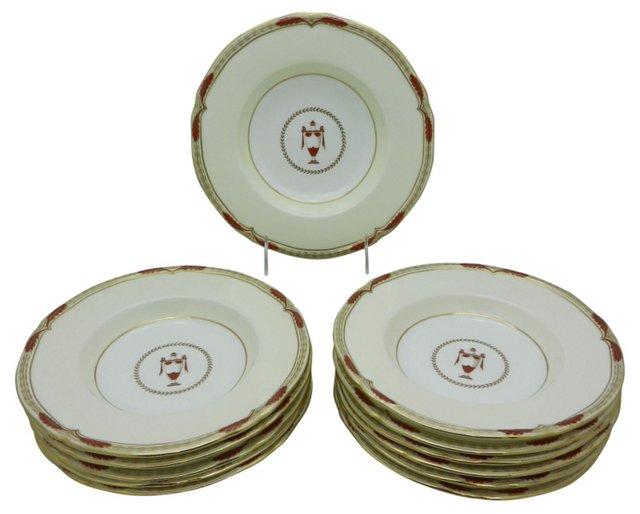 Minton Soup Bowls, Set of 12