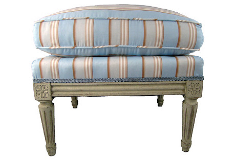 Swedish  Gustavian Stool