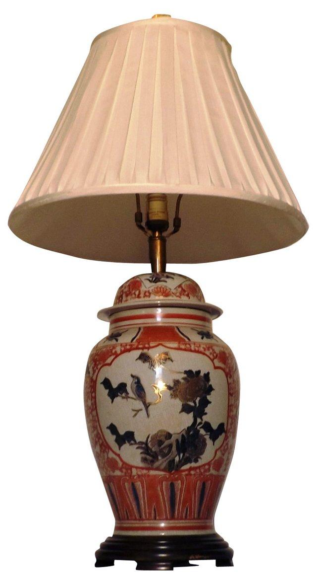 Frederick Cooper Asian Lamp