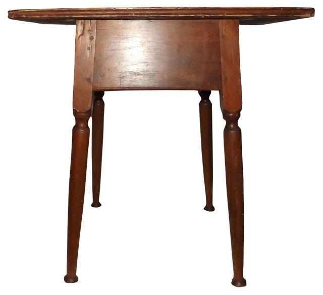 18th-C. American Tavern Table