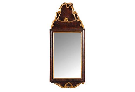 18th-C. Cape Cod Mirror