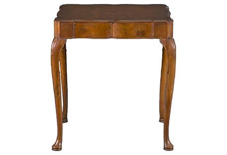 George II-Period Tea Table, C.  1745