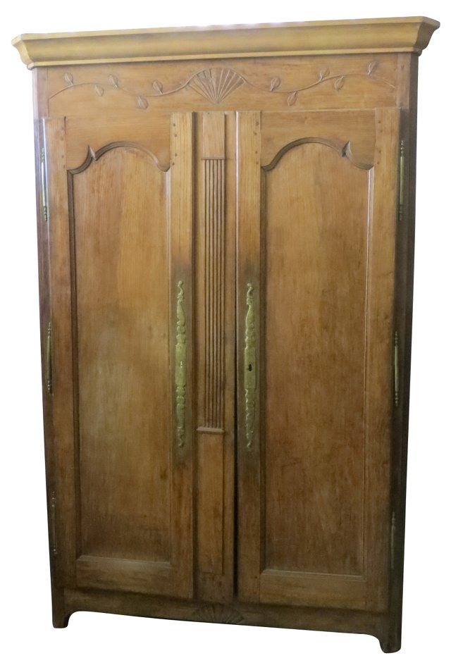 18th-C. French   Armoire