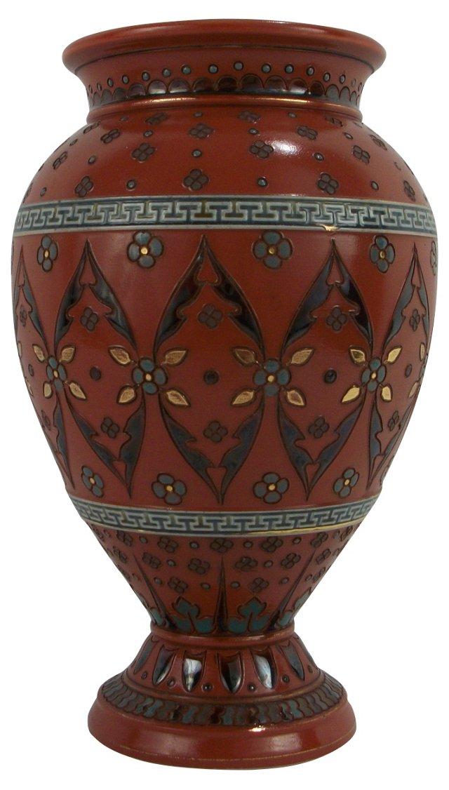 Villeroy & Boch Vase, 1889