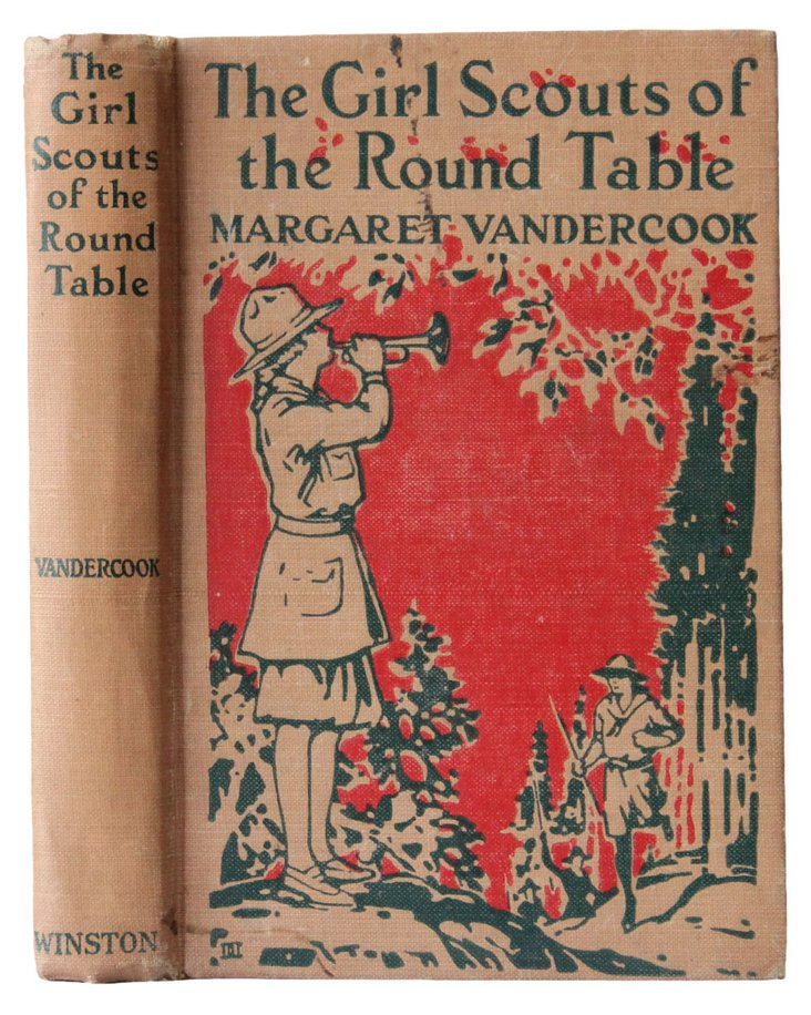 The Girl Scouts of the Round Table