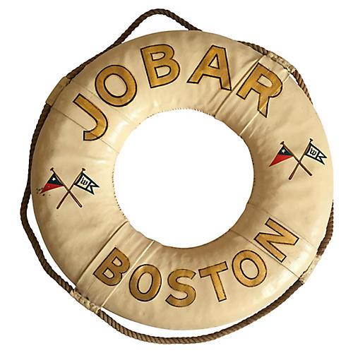 Jobar Boston Life Buoy