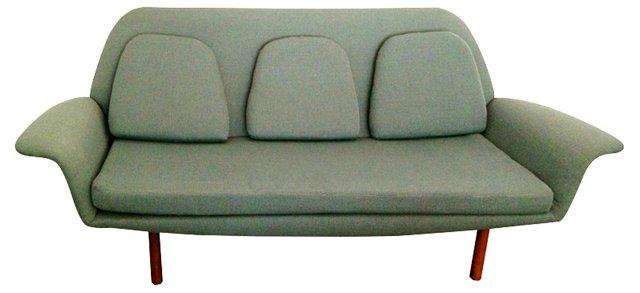1960s Danish Modern Sofa
