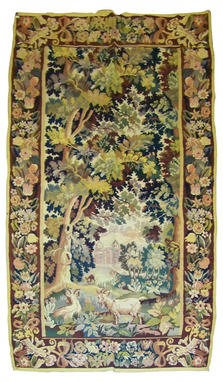 Tapestry w/ Animals