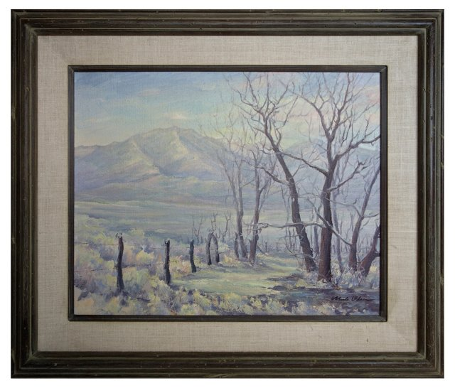 Landscape by Merle Olson