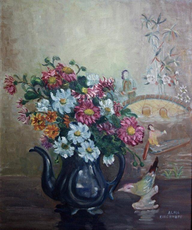Still Life by Alma Kirchhoff