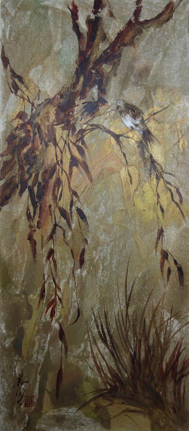 The Willow w/ Bird