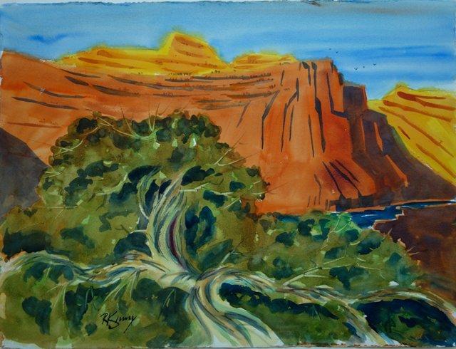Arizona Canyon by Rich Kenny