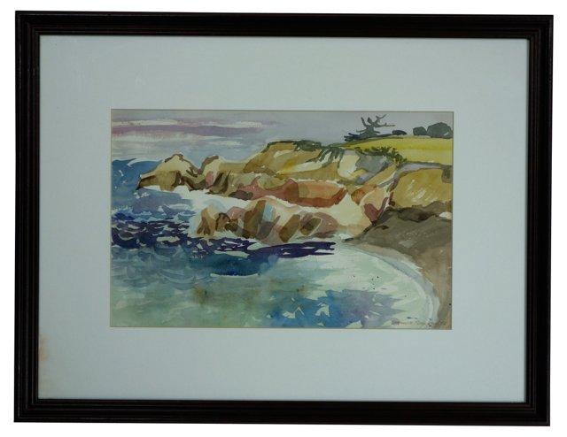 Sea by Stephanie Stockton