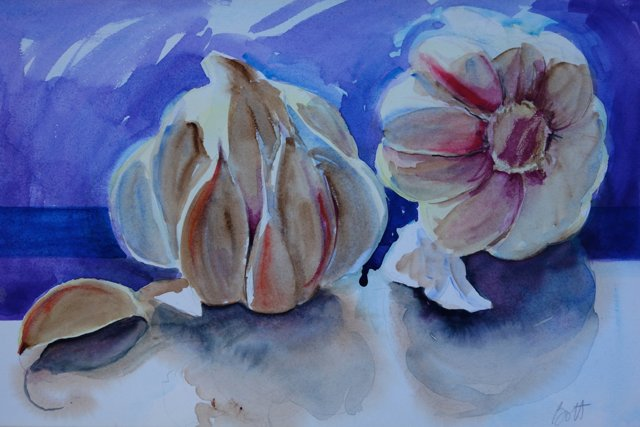 Garlic Bliss
