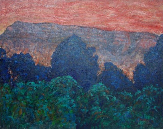 Topa Topa Mountains