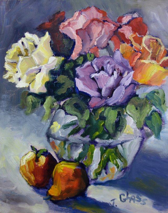 Rose Ambrosia