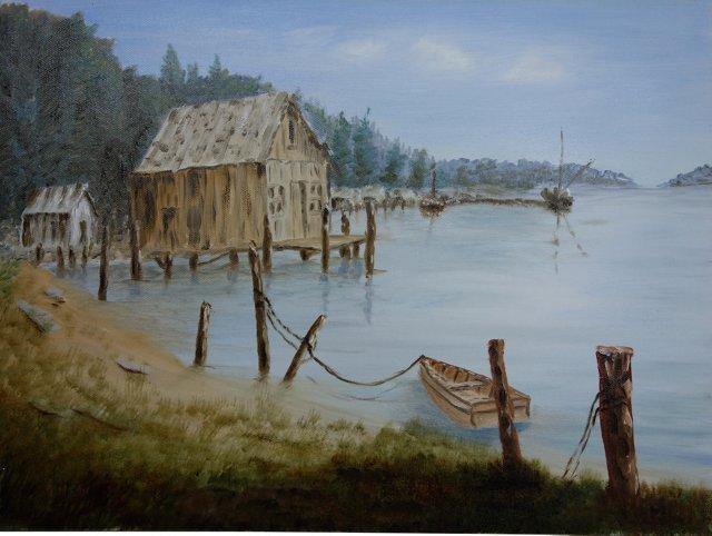 Lakeside Shed