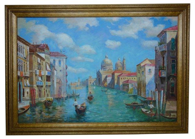 Venetian Vista