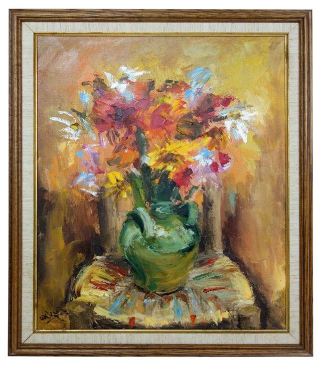 Bouquet by William M. Clochard