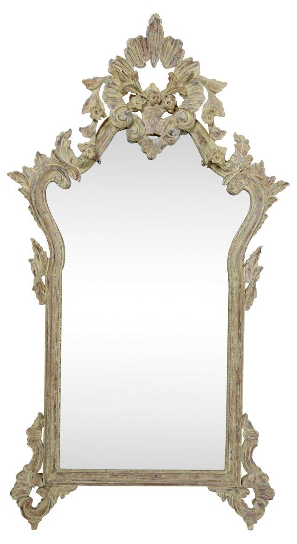 Italian-Style Wall Mirror