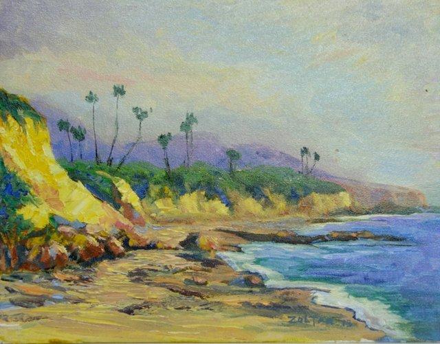 Perriwinkle Coast by Charles Zoltan