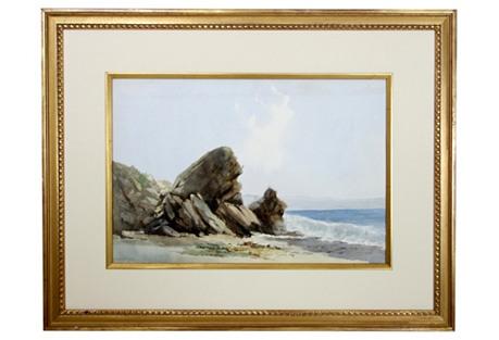 Castle Rock by Henrietta Marshall Latham