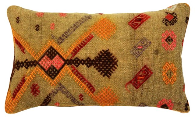 Colorful Turkish Pillow