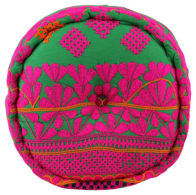Mint Mathurawati Pouf