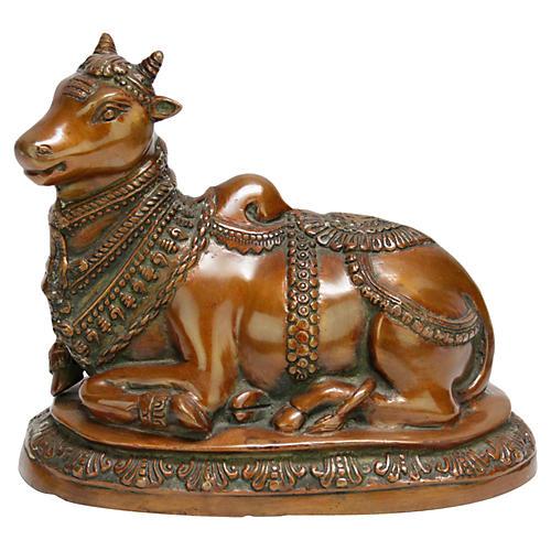 Coppertone Brass Nandi