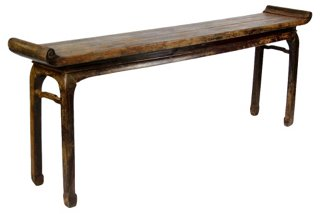 Original18th C. Chinese Altar Table   Console Tables   Living Room    Furniture | One Kings Lane