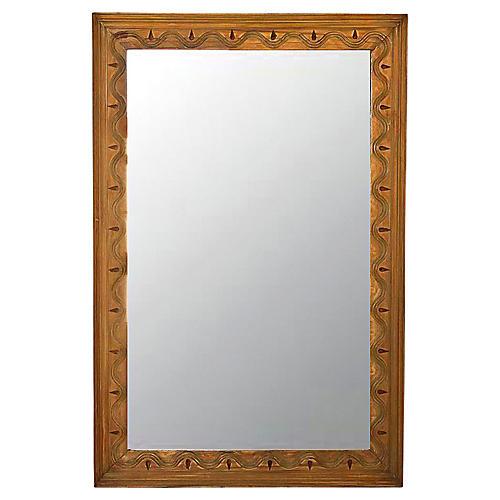 Midcentury Italian Mirror