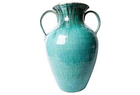 Turquoise Galloway Vase