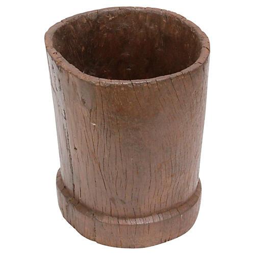 Kharal Grinder Pot