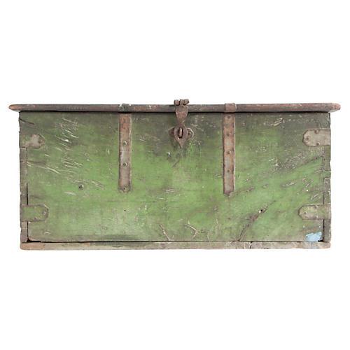 Colonial Green Merchant Box