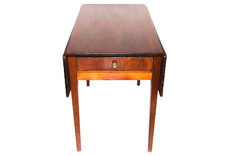 Federal-Style Pembroke Table