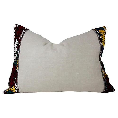 Tribal Border Pillow