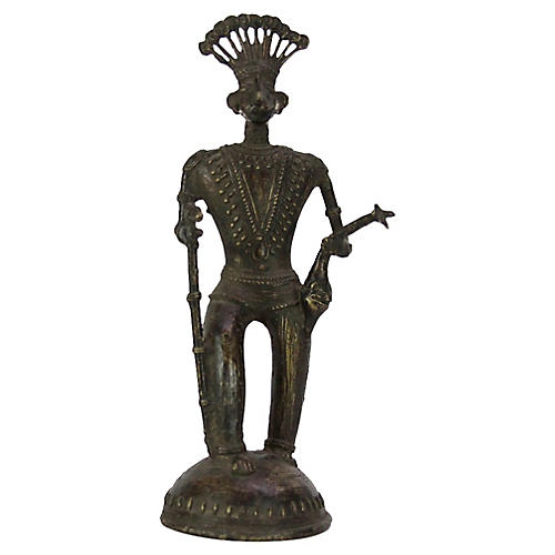 Bastar Warrior Statue