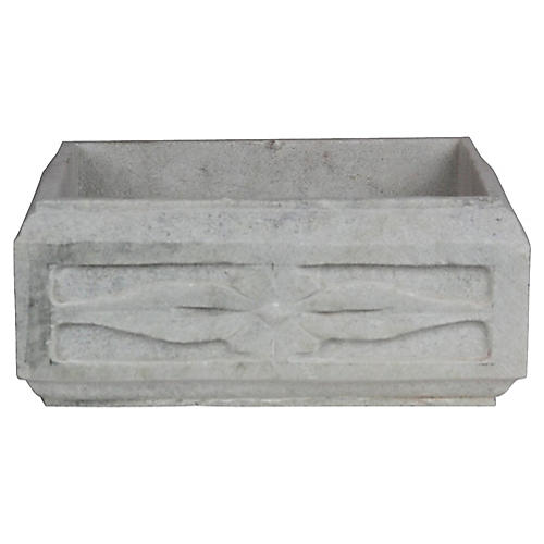 Hand-Carved Marble Catchall
