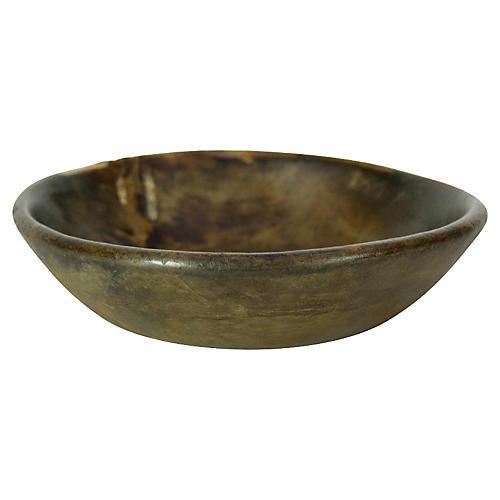 Antique Kitchen Bowl