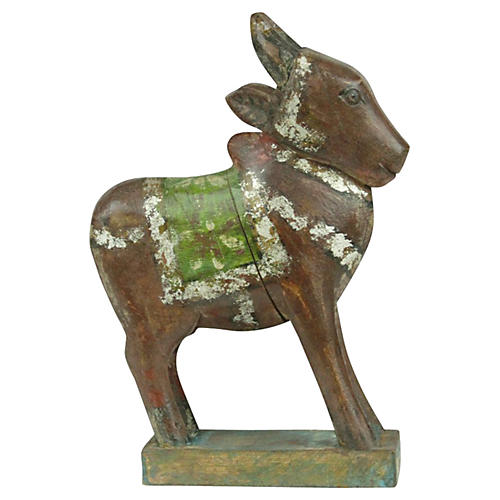 Nandi Bull Carving
