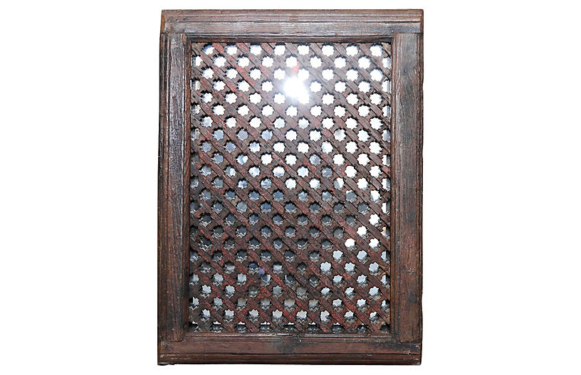 Antique Maysan Mirror