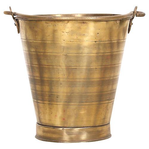 Brass Balti Bucket