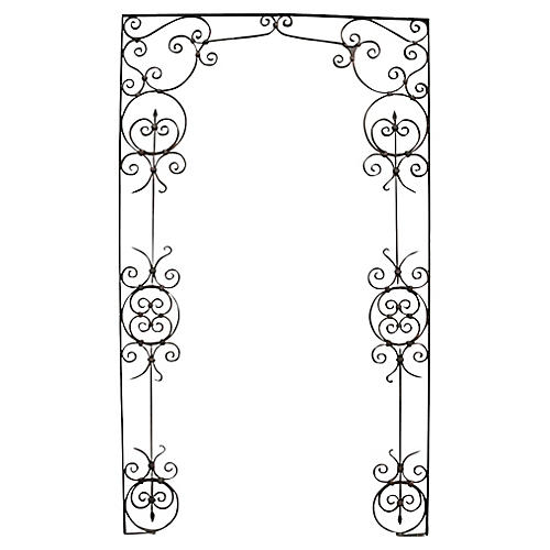 Spanish Colonial Door Frame