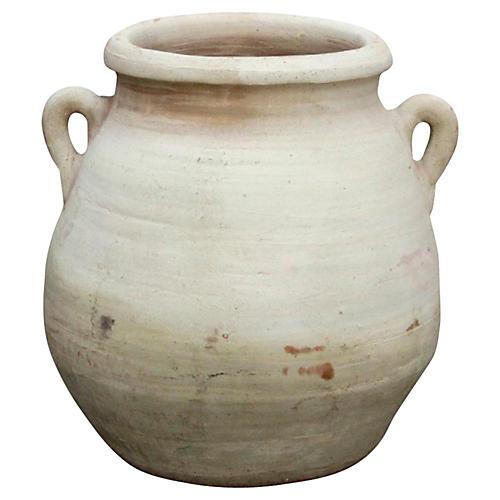 Egyptian Nile Clay Pot