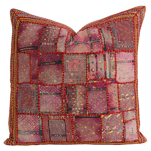 Vaibhav Heer Jaisalmer Pillow
