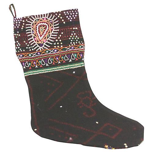 Iklil Tribal Rabari Stocking