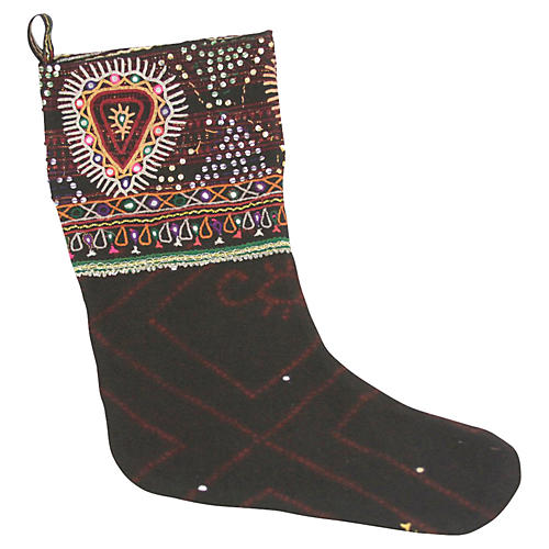 Sumavali Tribal Rabari Stocking