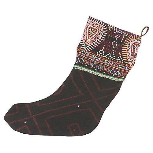 Fellah Tribal Rabari Stocking