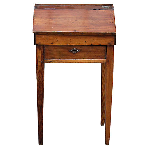 Charming Antique French Writing Table